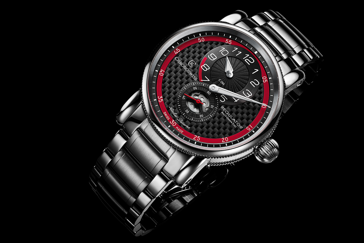 Regulator Classic Carbon Racer_CH8773-CARE_mood_ICv2low res