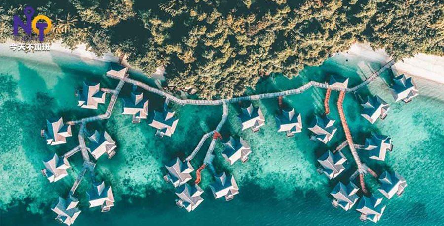 马来西亚半岛10个最合适度假的美丽海滩-71351-B